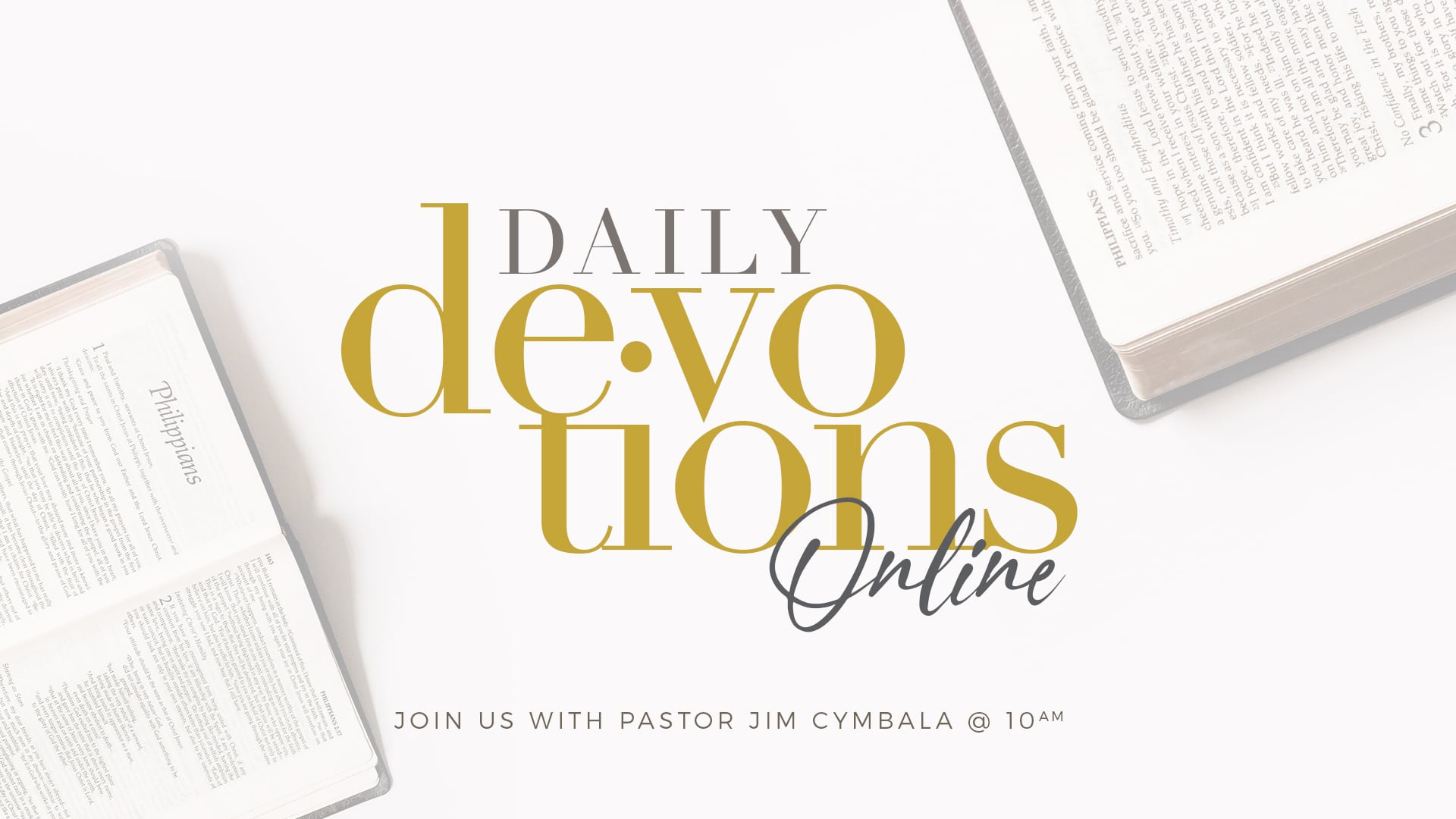 daily devotions online text