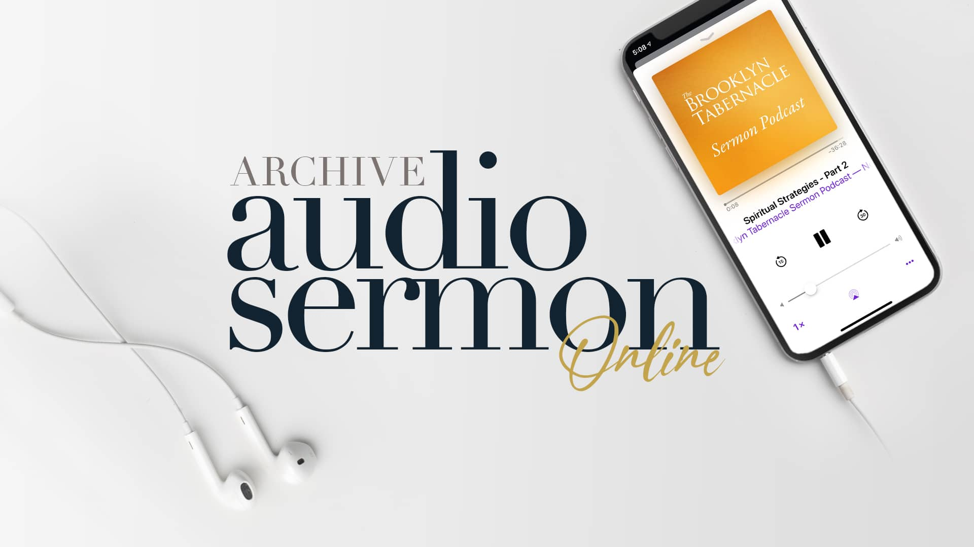 Audio Sermon MP3s