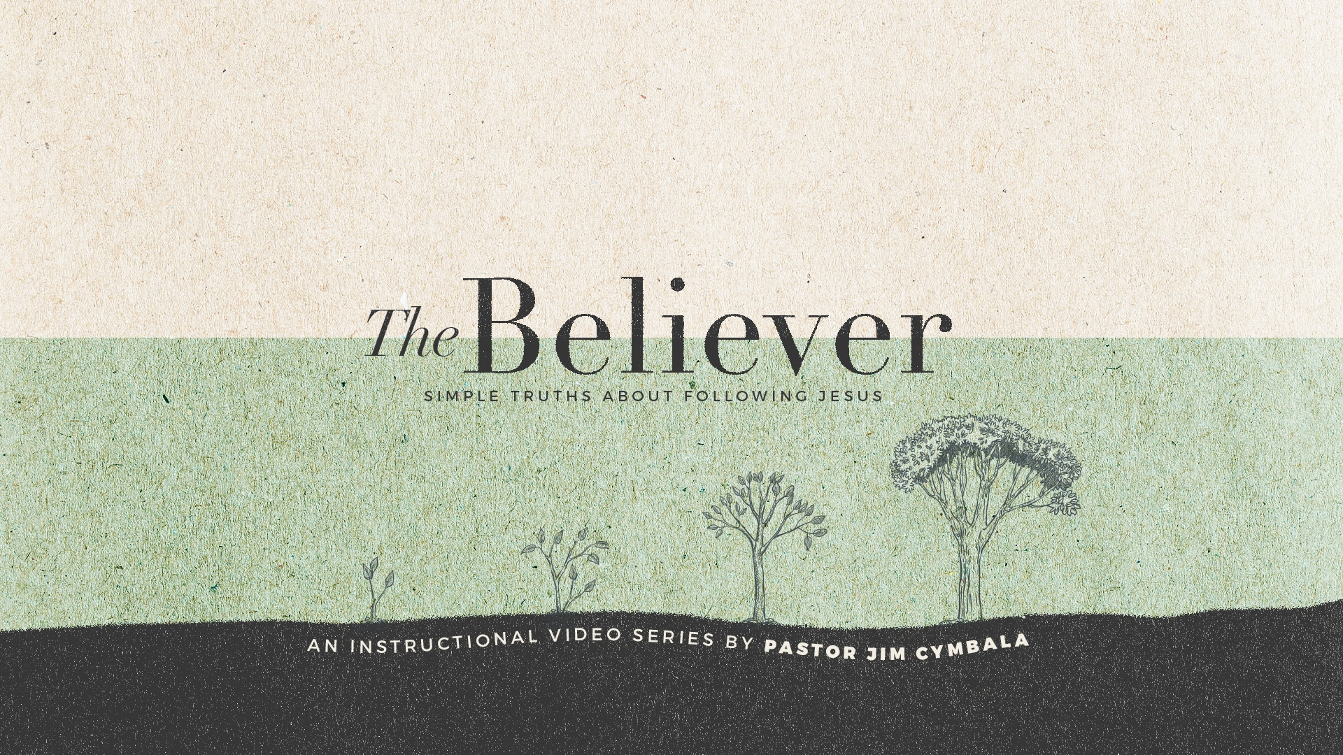 The Believer simple truths about following Jesus thumbnail